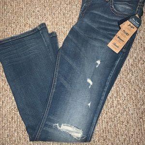 Silver Jeans -Suki